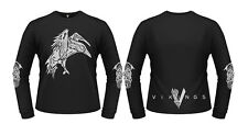 Vikings Celtic T-Shirt Manica Lunga Unisex Size Taille S PHM