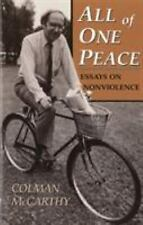 All of One Peace: Essays on Nonviolence McCarthy, Colman Paperback