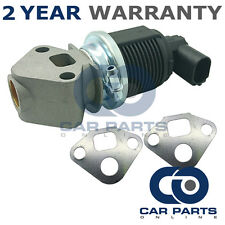 EGR VALVE EXHAUST GAS RECIRCULATION FOR VOLKSWAGEN GOLF 1.6 MK4 2000-2006