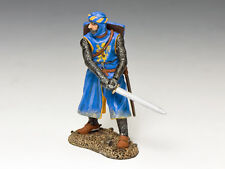 King and Country Chevalier de Bleu w/ Sword MK162