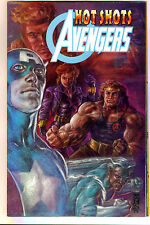 AVENGERS: HOT SHOTS   (One-Shot Poster Book)