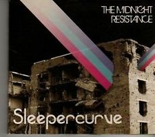 (CR455) Sleepercurve, The Midnight Resistance - 2008 CD