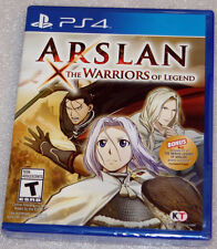 Arslan: The Warriors of Legend - PS4 Playstation 4 - NEW & SEALED