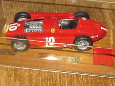 Ferrari 250 D50 F1 Lancia 1956 world champ Fangio 1:24 handmade resin in display