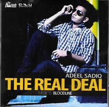 DIE ECHT DEAL - ADEEL SADIQ - BRANDNEU BHANGRA CD