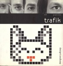 TRAFIK Graphistes Design et designer 009 + PARIS POSTER GUIDE