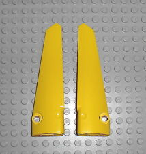 LEGO Technic - Panel Fairing #5 und #6 gelb yellow - 64393 64681 8043 8109 8053