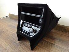 RARE EURO 2DIN HONDA CIVIC 92-95 LHD BLACK center console EDM JDM EJ2 EG EG6 EG9