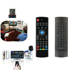 2.4GHz Fly Air Mouse Keyboard Wireless Remote Control for Android TV Box XBMC