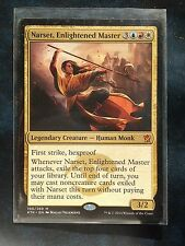 Narset, Enlightened Master   MTG Magic     (see scan)