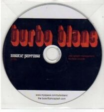 (BQ833) Turbo Blanc, Lunatic Perfume - DJ CD