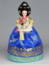 Korean Traditional Collectible Dolls Younji Doll Janghibin (11.5 inch)