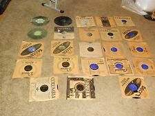 """Bing Crosby 78 rpm 10"""" records lot of 18 lp's Various cond see pics & titles"""