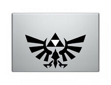"Triforce Zelda Vinyl Decal Apple Macbook Pro Air Sticker Durable 11"" 13"" 15"" 17"""