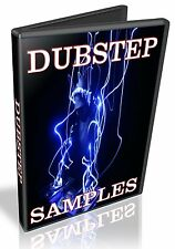 DUBSTEP SAMPLES - STEINBERG HALION, CUBASE, NUENDO, FXP -  2X DVD'S -  5.5GB