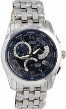 Citizen Eco-Drive Calibre 8700 Perpetual Calendar Men's Sport Watch BL8000-54L
