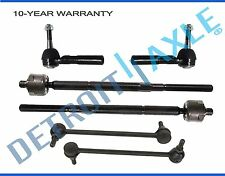 Brand New 6pc Complete Front Suspension Kit for 2009 - 2012 Dodge Journey