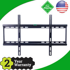 LCD LED PLASMA SLIM TV WALL MOUNT BRACKET 32 40 42 46 50 52 55 57 60 65 70