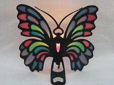 PartyLite Butterfly Candle Holder ~ Beautiful Piece ~ Excellent Pre-Owned