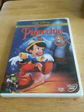 Pinocchio (DVD 1999 LIMITED ISSUE Gold Collection) AUTHENTIC US DISNEY