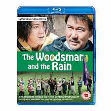 The Woodsman and the Rain - Blu ray NEW & SEALED