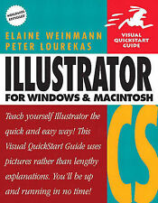 Adobe Illustrator for Windows and Macintosh (Visual QuickStart Guides), Weinmann