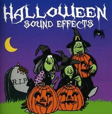 Various Artists - Halloween Sound Effects [New CD] Manufactured On Demand