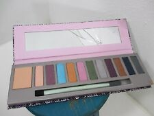 MALLY CITYCHICK I LOVE COLOR SHADOW PALETTE READ DETAILS PLEASE