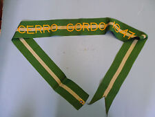 st2 US Army  Streamer Mexican War Cerro Gordo 1847