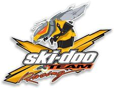 "6"" SKI-DOO SKIDOO BEE DECAL FOR WINDOW / WALL ARTIC CAT MXZ POLARIS X"
