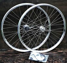 "26"" Velocity Blunt Cruiser Bike WHEELS Shimano Nexus 3 Speed Hub Vintage Bicycle"