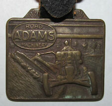 Adams Road Wheel Motor Grader Watch Fob  Bark River Culvert & Equipment Company