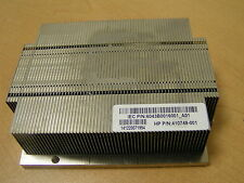 HP 412210-001 Proliant DL165 G5 BL460c CPU Processor Heatsink Cooler 410749-001