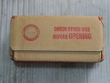 (TWO) UNSEARCHED - Wheat Penny Rolls From SEALED 50 Roll Box 1909-1958 PDS (547)