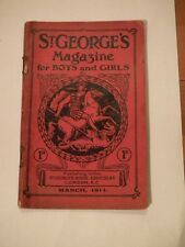 St George's Magazine for Boys and Girls: Volume 6 Number 61 March 1911
