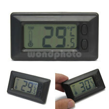 Useful LCD Screen Display Home Room Indoor Digital Wall Temperature Thermometer