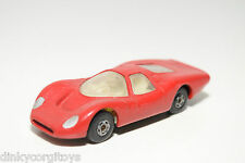 LESNEY MATCHBOX SUPERFAST 45 FORD GROUP 6 RED EXCELLENT CONDITION REPAINT