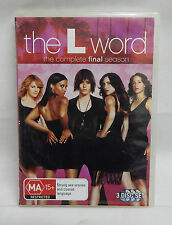 DVD - THE L WORD - SEASON 6 - FINAL SEASON - 3 DISC SET
