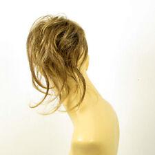 postiche chouchou peruk cheveux châtain méché doré ref: 22 en 6t24b