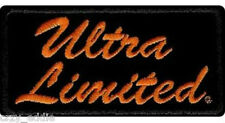 HARLEY DAVIDSON ULTRA LIMITED VEST JACKET PATCH *MADE IN USA*