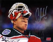 Cory Schneider New Jersey Devils Signed Autographed Stadium Series Up Close 8x10