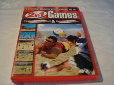 Beach Volleyball & Beach Soccer (PC, DVD-Box)