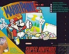 Mario Paint (Super Nintendo Entertainment System, 1992) Cartridge Only - Tested