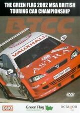 BTCC British Touring Car Championship - Official Review 2002 (New DVD)