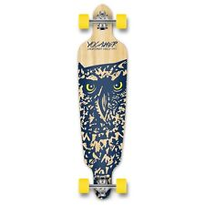 Yocaher Complete Spirit Owl Drop Through Longboard