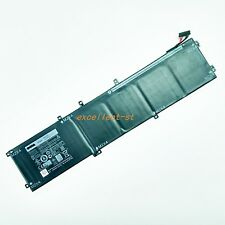 New Genuine 84W 4GVGH Battery For DELL XPS 15 9550 Laptop 1P6KD
