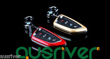 Automobile Engineering Plastic Remote Car Key Case& Holder Cover For BMW X5 X6