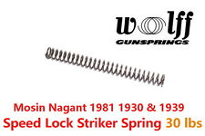 Wolff Gunspring Mosin Nagant 91 30 39 Blitzschnell Striker Spring 30 Pound Rifle