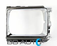 87-88 TOYOTA PICKUP TRUCK / 4RUNNER 4x4 4WD RH HEADLIGHT BEZEL TRIM CHROME NEW