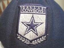 Dallas Cowboys  Football sports hat/cap low profile Logo front center made U.S.A